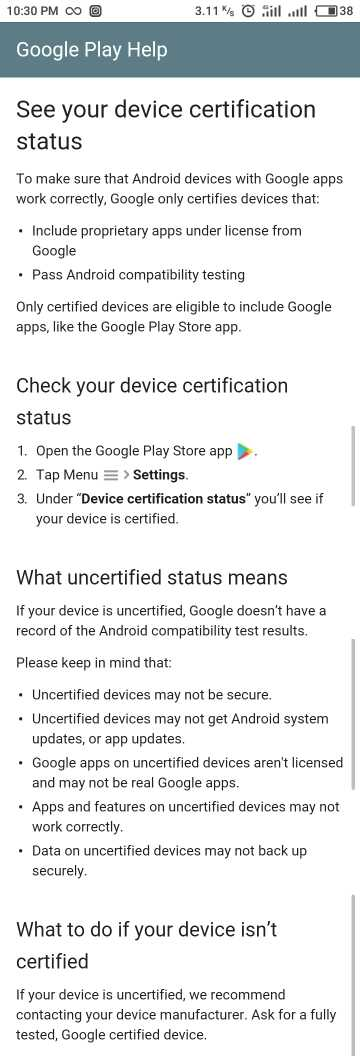 Meizu Is Uncertified Device By Google-Flyme Official Forum